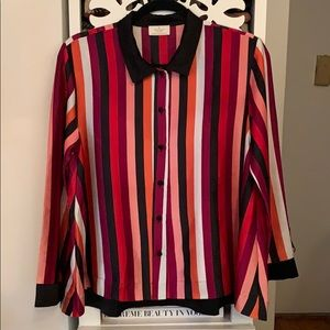 Kate spade swingy blouse